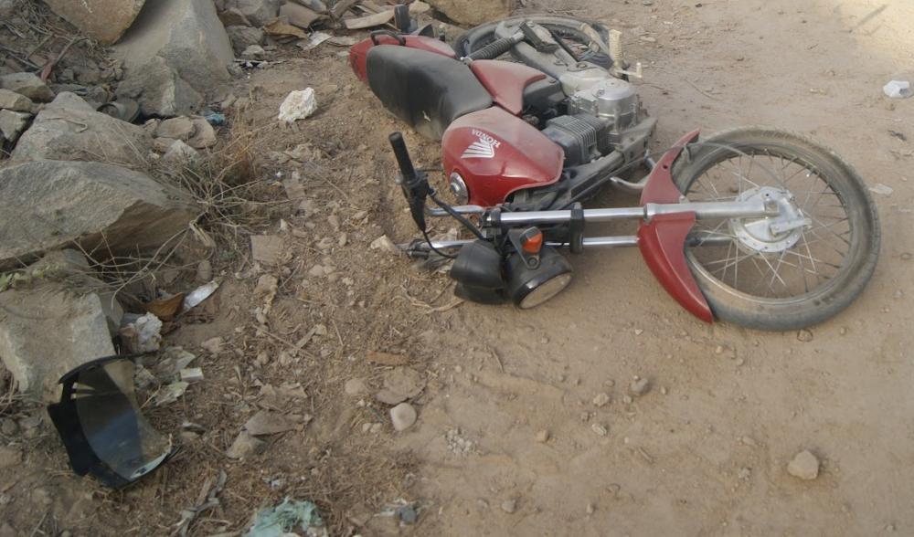 Homem morre após cair de moto ao voltar de velório em povoado no PI - Imagem 1