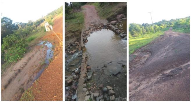 População reclama de buracos em estrada da zona rural de Castelo - Imagem 1