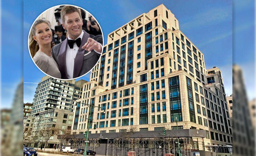 Ser vizinho de Gisele e Tom Brady em NY custa R$ 113,9 milhões - Imagem 1