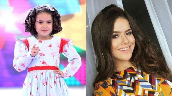 Saiba como estão 10 celebridades mirins das televisão brasileira  - Imagem 1