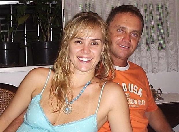 Ana Paula Almeida e José Roberto Barbosa (Foto: Arquivo pessoal)