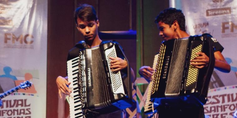 II Festival de Sanfonas começa nesta sexta, 17