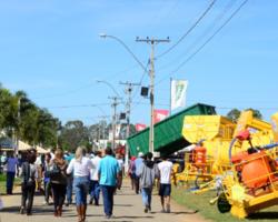 Investimentos no agronegócio é destaque em feira de Brasília