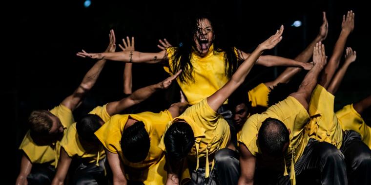 Balé da Cidade apresenta novo espetáculo na Potycabana