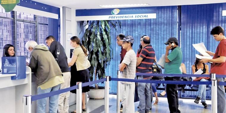 Serviços do INSS serão digitalizados até julho