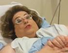 Apresentadora Mamma Bruschetta recebe alta hospitalar