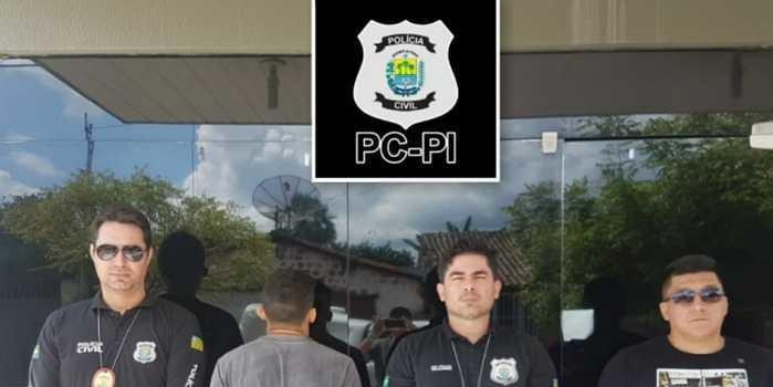 Polícia Civil de Piripiri cumpre mandados, prende envolvidos em homicídios e realiza buscas