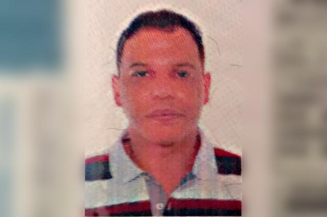 Ricardo dos Santos, de 40 anos