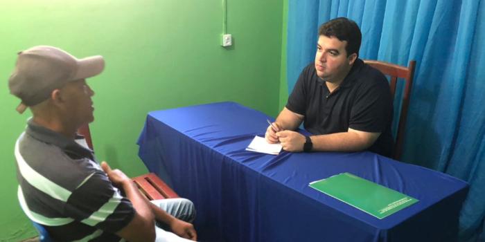 """Cafundó recebe """"A Prefeitura Mais Perto de Você"""""""