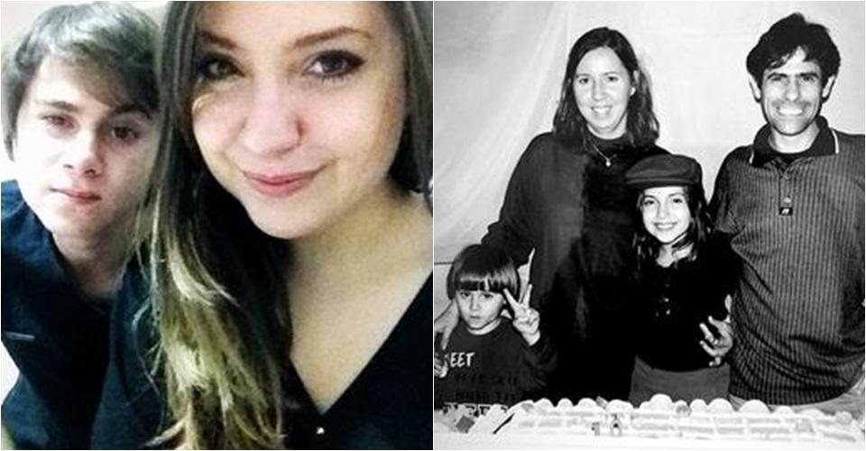 Após perder pais e irmão assassinados, irmã de ator posta homenagem  - Imagem 1