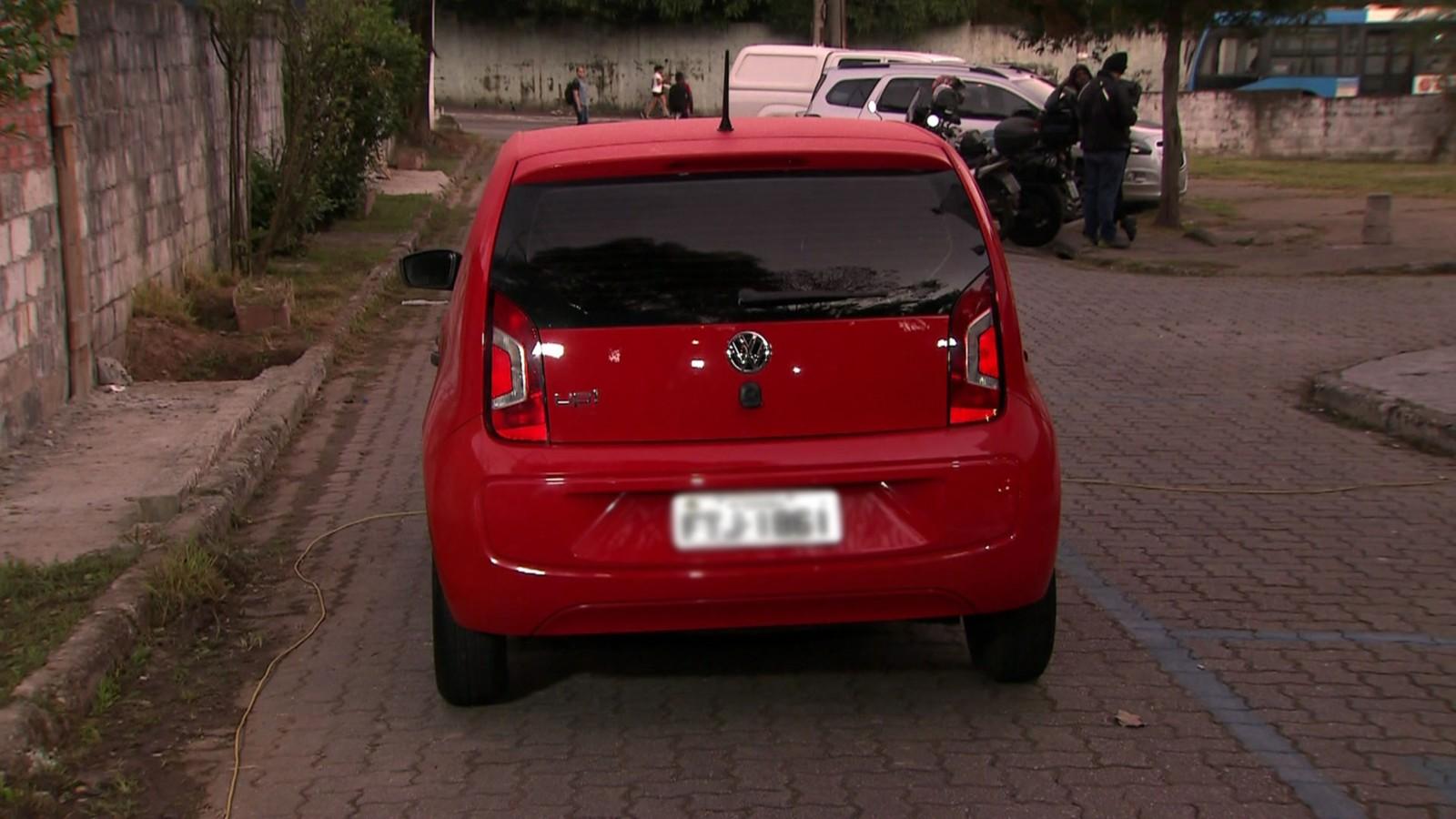 Rafael Miguel: Carro usado por assassino do ator é localizado em SP  - Imagem 1