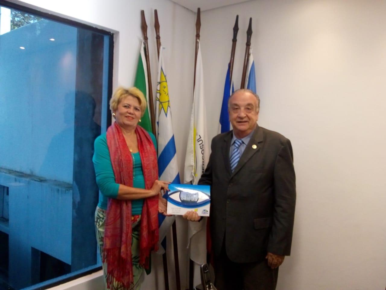 Presidente do Mercosul participará das solenidades do aniversário de Porto - Imagem 1