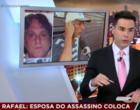 Irmão de suspeito de matar ator xinga Luiz Bacci e cancela entrevista