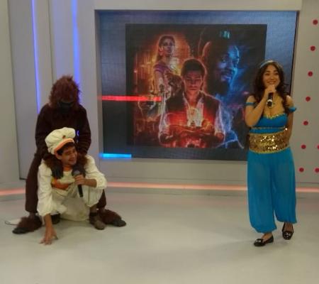 Novelinha do Ronda: Aladdin