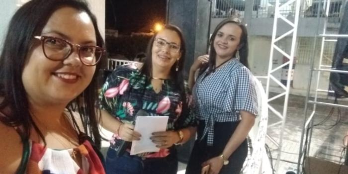 Arraiá do SCFV em São João da Serra