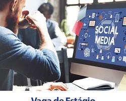 Oportunidade de estágio para estudantes de publicidade e propaganda