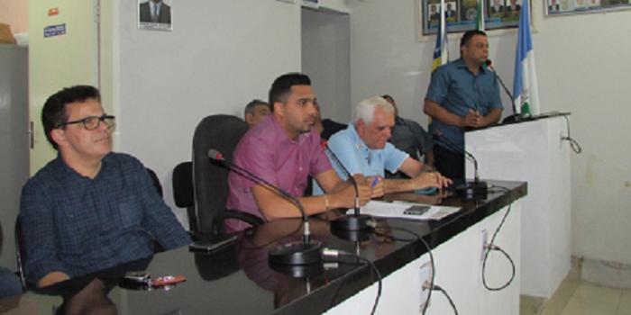 Benjamim Gabriel é eleito presidente municipal do MDB em convenção