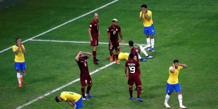 Brasil tem desempenho contestável na 1ª fase da Copa América