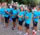 Secretaria Municipal de Saúde por meio do NASF realiza caminhada contra as Drogas em Ipiranga.
