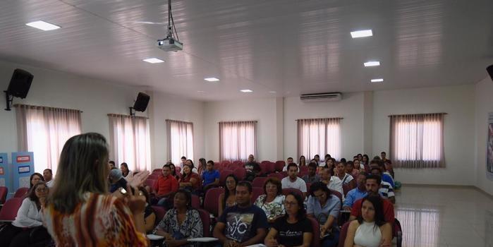 Candidatos recebem orientações sobre eleição para Conselheiro Tutelar
