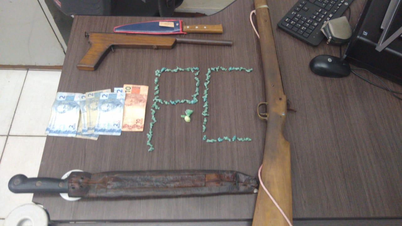 Polícia do Maranhão prende acusado de matar pai de perito em Teresina  - Imagem 2