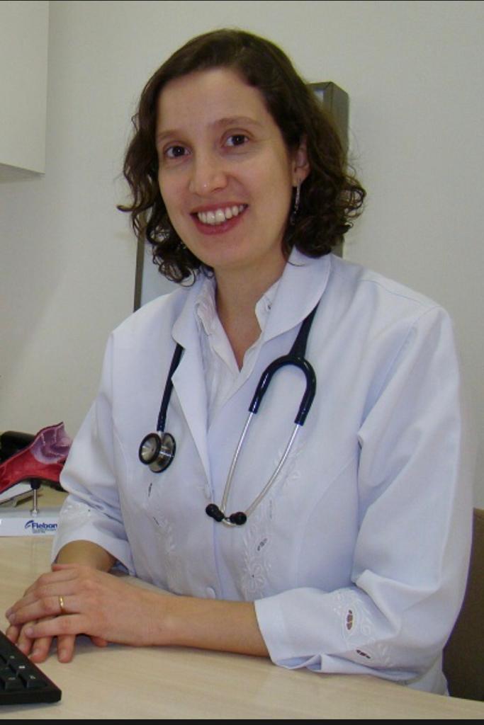 Vanessa Alexandra, médica oncologista
