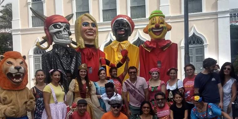 Resultado de imagem para festival de bonecos de teresina