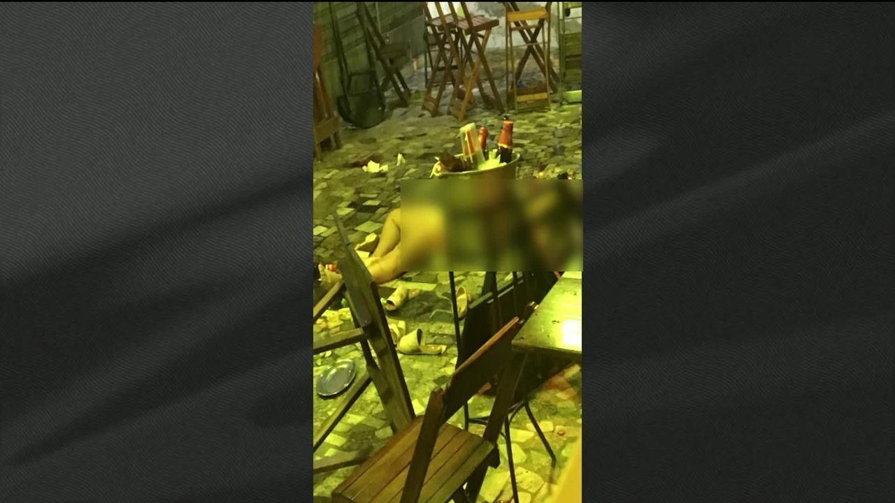 Testemunha se desespera após chacina que deixou 4 mortos; ouça o áudio - Imagem 1