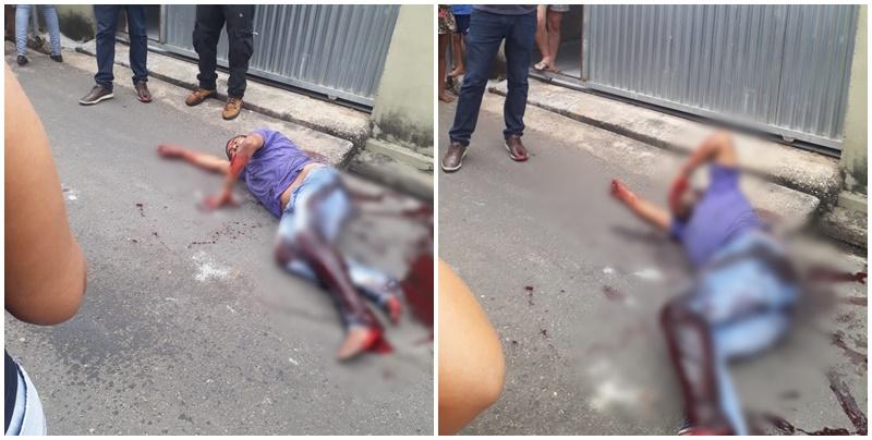 Criminoso é baleado por policiais durante assalto na zona Sul de THE - Imagem 1