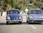 Volkswagen produz o último Fusca da história
