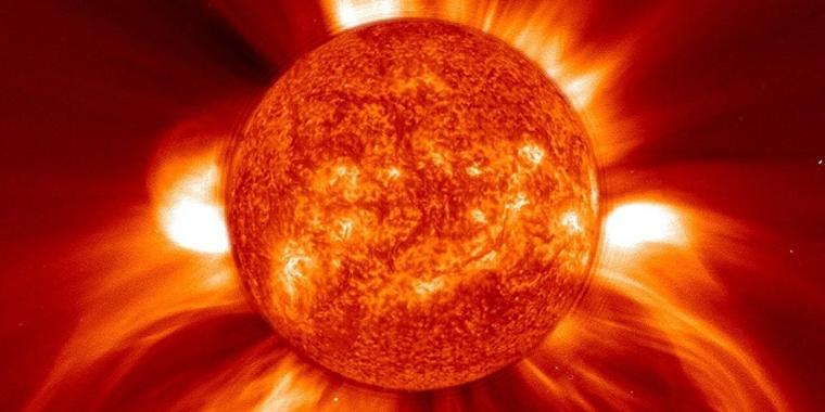 Tempestade solar devastadora poderá atingir a Terra em breve