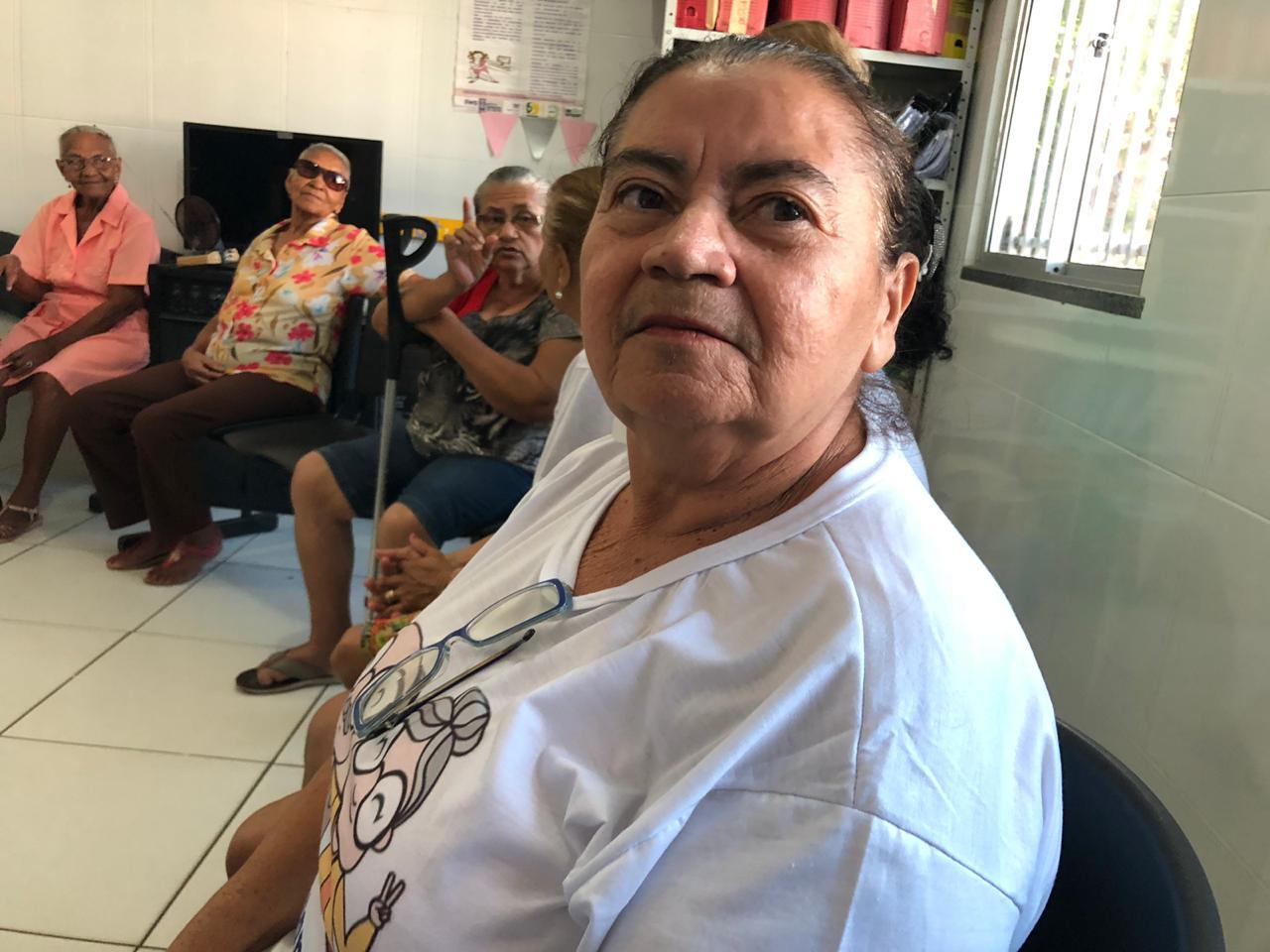 """Lendas """"ativam"""" a memória de idosos no bairro Poti Velho - Imagem 3"""
