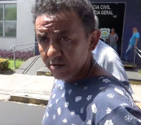 Acusado de estuprar a filha já tinha sido preso pelo crime de roubo