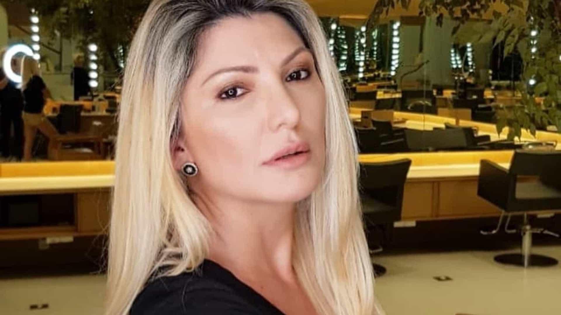 Rica! Antônia Fontenelle vai receber cerca de R$ 25 milhões de herança - Imagem 1