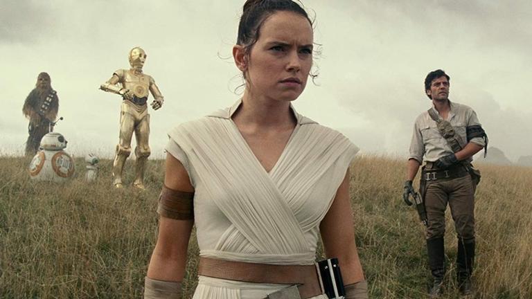 Star Wars: A Ascensão Skywalker na segunda quinzena de dezembro.