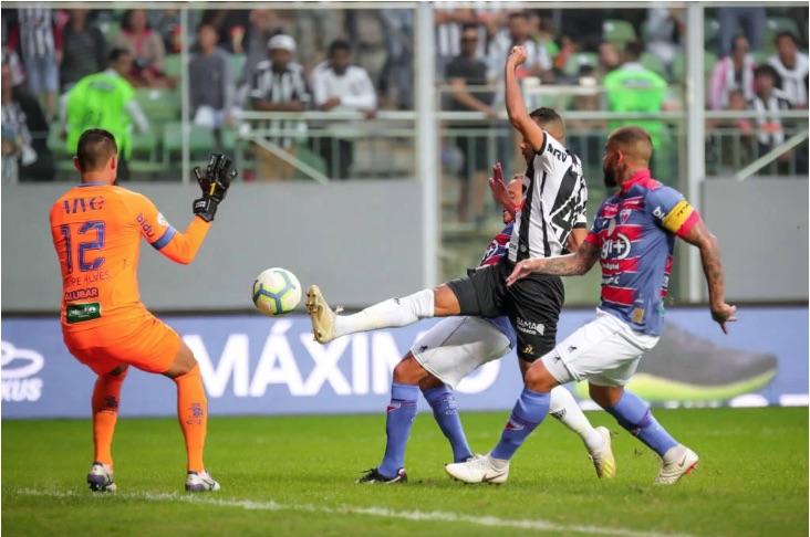 Atlético-MG perde dois pênaltis e cede empate ao Fortaleza em BH - Imagem 1