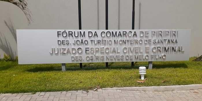 Com investimento de 4,3 milhões, TJ-PI vai inaugurar obras de Fórum e JECC da comarca de Piripiri