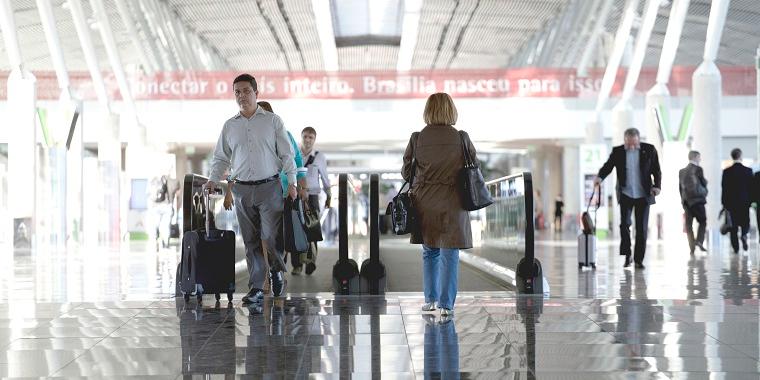 Turismo de negócios cresce 14,7% no primeiro semestre do ano