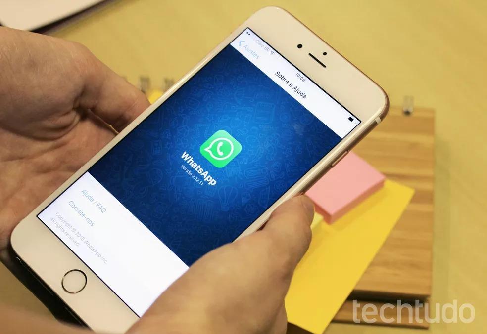 WhatsApp conseguiu reduzir multa no Brasil de R$ 2 bilhões para R$ 23 milhões — Foto: Anna Kellen Bull/TechTudo