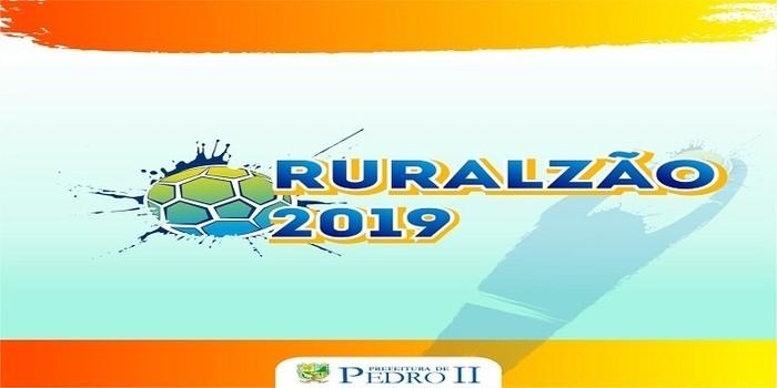 Ruralzão: Pedro II inscreve 38 times na maior competição do futebol amador do Piauí