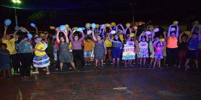Arte, Cultura e Quadrilha Junina marcam cerimônia de encerramento das atividades dos Rondonistas em DEL