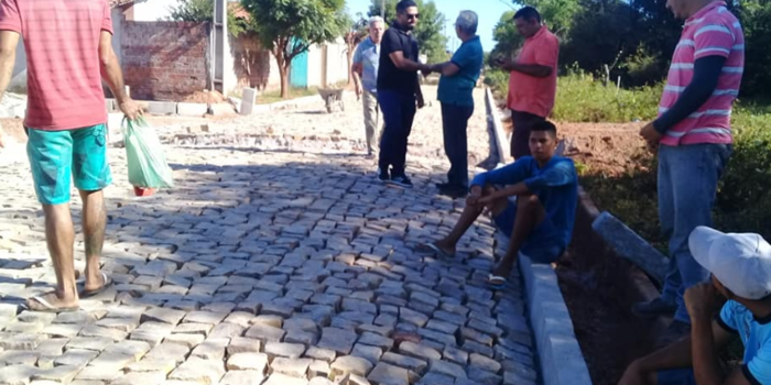 Prefeitura de Barras administra com as  revindicações da população