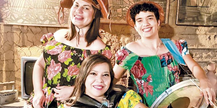 The Vejo no Centro terá Fulô do Sertão  e Samba no Coreto
