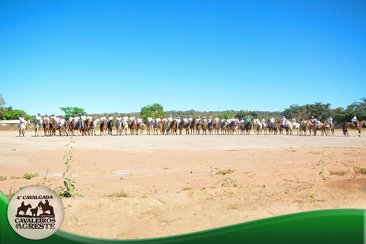 Amigos mantem viva tradição e fazem 4ª Cavalgada Cavaleiros do Agreste - Imagem 10
