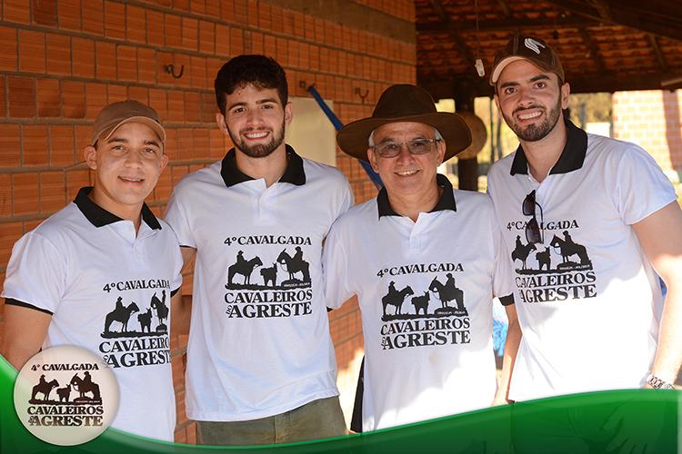 Amigos mantem viva tradição e fazem 4ª Cavalgada Cavaleiros do Agreste - Imagem 3