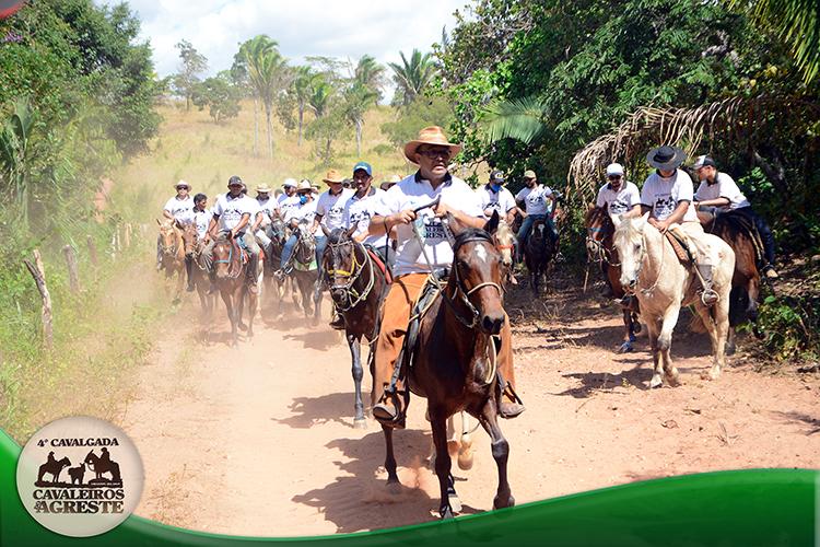 Amigos mantem viva tradição e fazem 4ª Cavalgada Cavaleiros do Agreste - Imagem 17