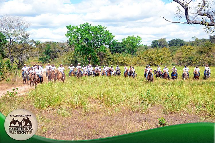 Amigos mantem viva tradição e fazem 4ª Cavalgada Cavaleiros do Agreste - Imagem 16