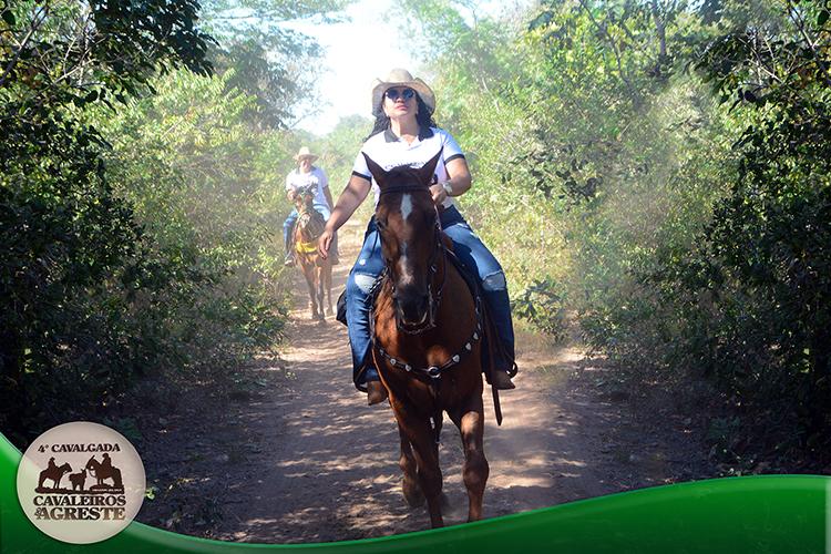 Amigos mantem viva tradição e fazem 4ª Cavalgada Cavaleiros do Agreste - Imagem 12