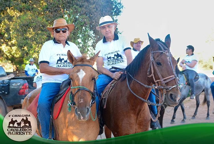 Amigos mantem viva tradição e fazem 4ª Cavalgada Cavaleiros do Agreste - Imagem 5