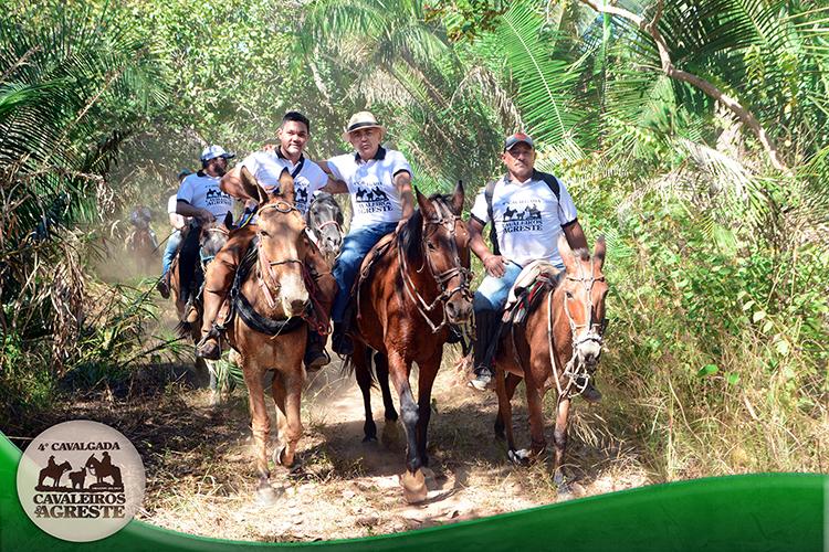 Amigos mantem viva tradição e fazem 4ª Cavalgada Cavaleiros do Agreste - Imagem 14